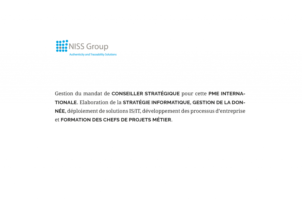 Niss-group